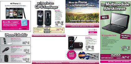 neue T-Mobile und T-Home Aktionen März 09